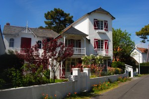 La résidence de locations à Pornichet